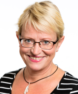 Porträtt Ing-Marie Wieselgren