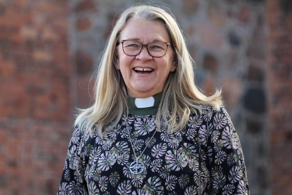 Kerstin Olsson, diakon Svenska Kyrkan